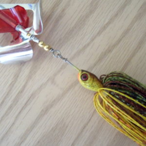 In-Line Buzzbaits