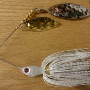 Hexed Series Spinnerbaits